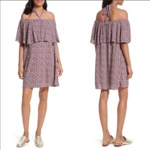 NWT Rebecca Minkoff Havasu Off the Shoulder Dress